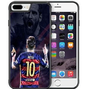 MESSI RUBBER PHONE CASE COVER iPhone X XS 8 7 6 6S